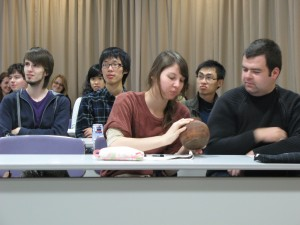 pre-lecture